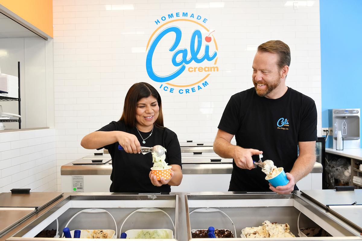 Cali Cream Homemade Ice Cream